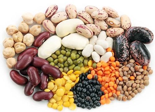 Зерновые бобовые культуры