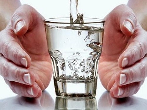Техника Стакан воды